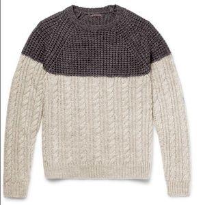 Barena Men's Crewneck Sweater